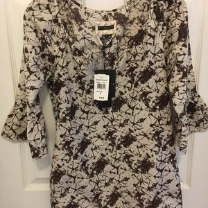 Sanctuary blouse NWT. Bohemian style and comfort
